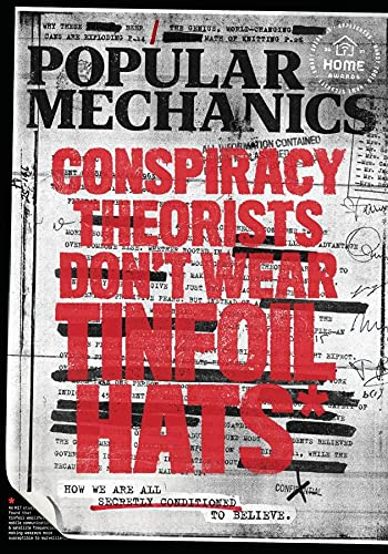 Book Cover Popular Mechanics