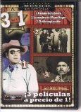 Book Cover - Camino de la horca / La sombra del mano negra / El rifle implacable (3 movies in 1 disc) [NTSC/Region 1&4 dvd. Import - Latin America]