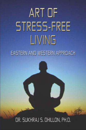 Book Cover ART OF STRESS-FREE LIVING