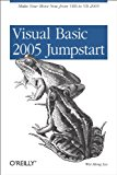 Book Cover Visual Basic 2005 Jumpstart