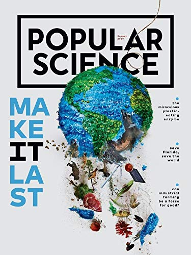 Book Cover Popular Science