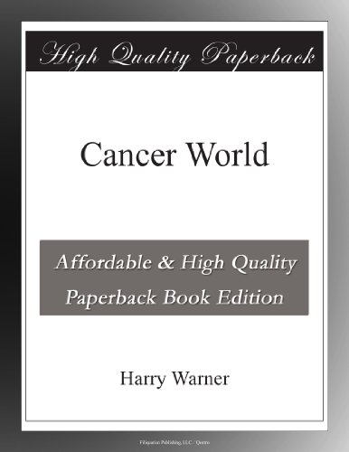 Book Cover Cancer World