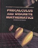 Book Cover Uscmp Precalculus & Discrete Mathematics 2nd EDITION