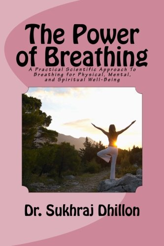 Book Cover The Power of Breathing (Self-help and Spiritual series.)