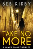 Book Cover Take No More (The murder mystery thriller) (James Blake #1)