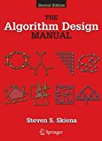 Book Cover By Steven S. Skiena: The Algorithm Design Manual Second (2nd) Edition