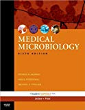 Book Cover Medical Microbiology (text only) 6th (Sixth) edition by P. R. Murray PhD,K. S. Rosenthal PhD,M. A. Pfaller MD