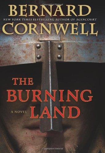 Book Cover The Burning Land (The Saxon Chronicles, Book 5)