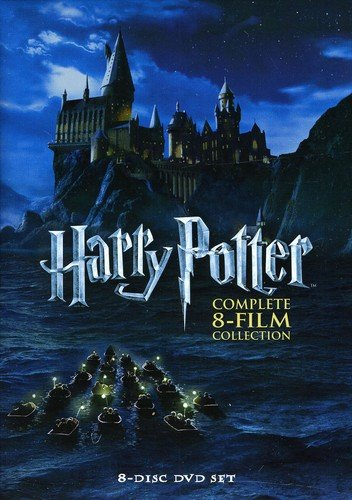 Book Cover Harry Potter: The Complete 8-Film Collection