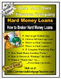 Book Cover How to Broker Hard Money Loans