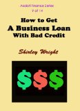 Book Cover How to Get a Business Loan With Bad Credit