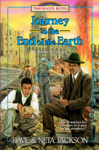 Journey to the End of the Earth (Trailblazer Books Book 33)