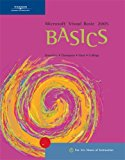 Book Cover Microsoft Visual Basic 2005 Basics