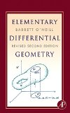 Book Cover Elementary Differential Geometry, Revised 2nd Edition
