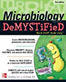 Book Cover Microbiology DeMYSTiFieD, 2nd Edition