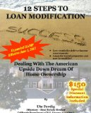 Book Cover 12 STEPS TO LOAN MODIFICATION SUCCESS