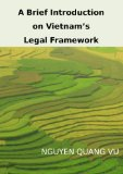 Book Cover A Brief Introduction On Vietnam's Legal Framework