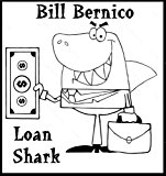 Book Cover Loan Shark (Short Story Book 73)