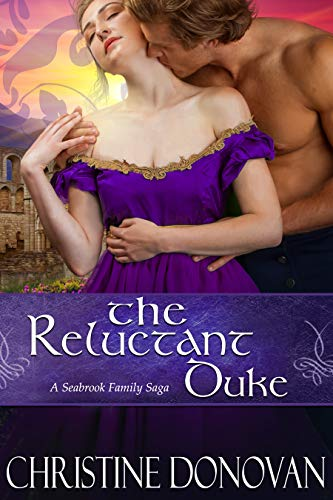 Book Cover The Reluctant Duke (A Seabrook Family Saga Book 1)