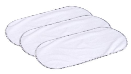Book Cover Munchkin Waterproof Changing Pad Liners, 3 Count