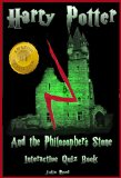 Book Cover Harry Potter: The Interactive Quiz Book.  The Philosopher's Stone: (The Harry Potter Series Book 1)