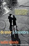 Book Cover De amor y de sombra by Allende, Isabel 1ra edition [Paperback(1995)]