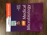 Book Cover Medical Microbiology: with STUDENT CONSULT Online Access, 7e (Medical Microbiology (Murray)) by Murray PhD, Patrick R., Rosenthal PhD, Ken S., Pfaller MD, M 7th (seventh) Edition [Paperback(2012/11/28)]