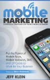 Book Cover Mobile Marketing: Successful Strategies for Today's Mobile Economy