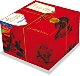 Book Cover Harry Potter Paperback Boxed Set: Contains: Philosopher's Stone / Chamber of Secrets / Prisoner of Azkaban / Goblet of Fire / Order of the Phoenix / ... Hollows (Harry Potter Signature Edition) by Rowling, J. K. Signature Edition (2010)