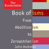 Book Cover Book of Isms: The Economist