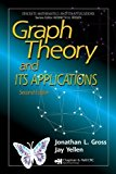 Book Cover Graph Theory and Its Applications, Second Edition (Discrete Mathematics and Its Applications) 2nd (second) Edition by Gross, Jonathan L., Yellen, Jay published by Chapman and Hall/CRC (2005)