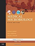 Book Cover Medical Microbiology: with STUDENT CONSULT Online Access, 6e (Medical Microbiology (Murray)) 6th (sixth) Edition by Murray PhD, Patrick R., Rosenthal PhD, Ken S., Pfaller MD, M published by Mosby (2008)