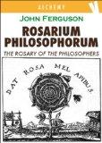 Book Cover Rosarium Philosophorum - The Rosary of the Philosopher