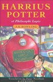 Book Cover Harrius Potter et Philosophi Lapis (Harry Potter and the Philosopher's Stone, Latin edition) [Hardcover] [July 2003] (Author) J. K. Rowling, Peter Needham