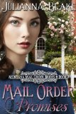 Book Cover Mail Order Promises (A Sweet Historical Mail Order Bride Romance Novel) - Montana Mail Order Brides series Book 2