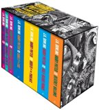 Book Cover Harry Potter Boxed Set: The Complete Collection (Adult Paperback): Contains: Philosopher's Stone / Chamber of Secrets / Prisoner of Azkaban / Goblet ... / Deathly Hollows (Harry Potter Adult Cover) by Rowling. J.K. ( 2013 ) Paperback