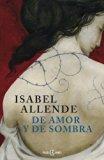 Book Cover De amor y de sombra (Spanish Edition)