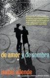 Book Cover De amor y de sombra by Allende, Isabel Published by Rayo 1ra edition (2002) Paperback