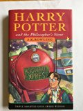 Book Cover Harry Potter and the Philosopher's Stone (Book 1) by Rowling, J.K (1997) Hardcover