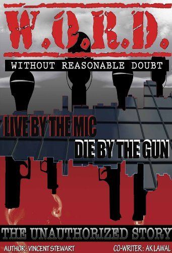 Book Cover WithOut Reasonable Doubt: The UnAuthorized Story