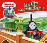 Book Cover Thomas & Friends: Emily the Stirling Engine (Thomas & Friends Story Library Book 8)