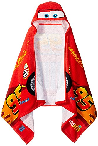 Book Cover Disney/Pixar Cars 'Tune Up' Hooded Cape Towel, 22