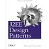 Book Cover J2EE Design Patterns by Crawford, William, Kaplan, Jonathan [O'Reilly Media, 2003] (Paperback) [Paperback]