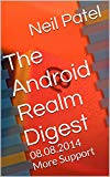 Book Cover The Android Realm Digest: 08.08.2014 More Support