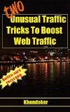 Book Cover Two Unusual Traffic Tricks  To Boost  Web Traffic