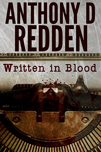 Book Cover Written in Blood