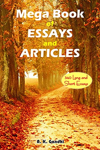 Book Cover Essays for High School: 103 Long Essays 164 Short Essays