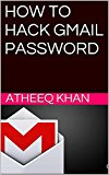 Book Cover HOW TO HACK GMAIL PASSWORD