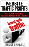 Book Cover Website Traffic: Get Super Targeted Website Traffic With Forums