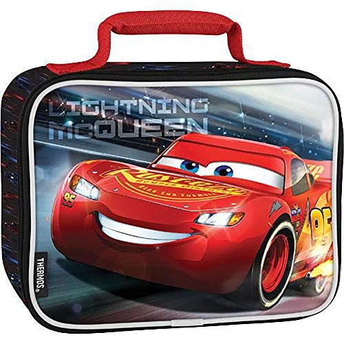 Book Cover Thermos Soft Lunch Kit, McQueen